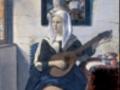Ян Мегерен. «Женщина, играющая на лютне». 1936