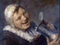 Ян Мегерен. «Пьющая женщина». 1936