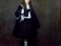 Г. Терборх. «Мужчина в черном». 1673