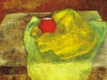 «Натюрморт с красным горшочком». 1956. х.м.