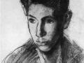 «Портрет сына Валерия Фалька». 1933. Пастель.
