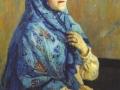 Василий Суриков. Портрет княгини П.И. Щербатовой. 1910. Х., м.