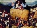 Иероним Босх. Стог сена. 1500-1502. Дерево, масло