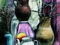 Татьяна Антонова , 15 лет, «Натюрморт» г. Полоцк, Беларусь, ДХШ, преп. Н.Л. Антимонова СТИПЕНДИЯ