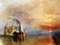 «Последний рейс корабля «Отважный». 1839. х.м.