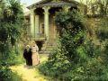 Василий Поленов. Бабушкин сад. 1878. Х., м