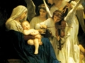 Уильям Бугро. «Песнь Ангелов». 1881