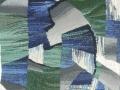Песнь о земле. 2009. Гобелен (шерсть, акрил, лен).