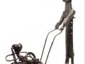 Пабло Пикассо. Женщина с детской коляской. 1950.