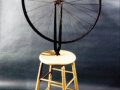 Марсель Дюшан. Велосипедное колесо.1964.