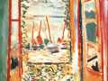 Анри Матисс. Открытое окно. 1921. Х., м.