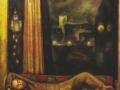 Виктор Попков. Работа окончена. 1972. Х., м