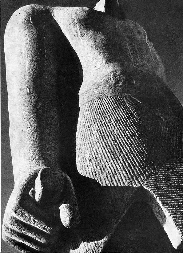 Рука скульптура
