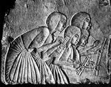 Древнеегипетский рельеф