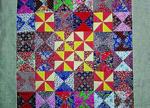 Пэчворк. Лоскутная мозаика