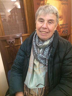 Директор Фонда Марина Чернышева-Гранина