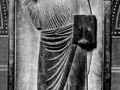 Апостол. Ок.1090. Камень. Церковь Сен-Сернен