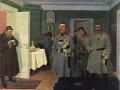 Леонид Соломаткин «Славильщики» 1867 х.м.