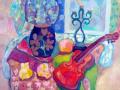 Милена Теблоева. 11 лет. Преп. М. А. Теблоева.  С. Октябрьское. Алания. СТИПЕНДИЯ