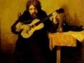 Василий Перов. Гитарист-бобыль. 1865. Х., м.