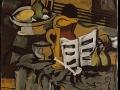 Жорж Брак. Натюрморт с гитарой. 1924. Х., м.