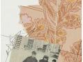 Оля Кройтор. Без названия. 2011. Бумага, смешанная техника. 30 х 21 см. Частная коллекция