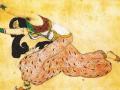 Лев Бакст. Эскиз к балету Шехеризада. 1910.