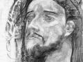 Голова пророка. Эскиз. 1904–1905