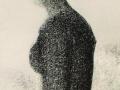 Рисунок. 1879–1885. Фактурная бумага, карандаш