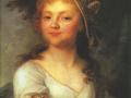 Владимир Боровиковский. Портрет Е. Н. Арсеньевой. 1790. Х., м.