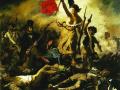Свобода, ведущая народ. 1830. Х., м.