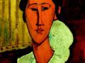 «Анна Зборовская», 1917, х.м