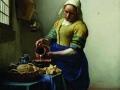 Ян Вермеер. Служанка с кувшином молока. 1658-1660. Амстердам. Государственный музей