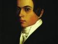 Григорий Сорока. Автопортрет. 1840–1850. Х., м.