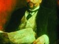 Илья Репин. Портрет Столыпина. 1910. Х., м.