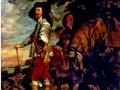 Ван Дейк,  «Портрет Карла I на охоте»