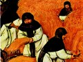 Йорг Брей, «Жнущие монахини», 1500 г