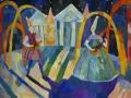 """Magic of the theatre"" Polina Gvozdkova, 14 years old, Engels, Saratov oblast"