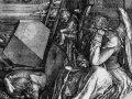 Альбрехт Дюрер. Меланхолия. 1514