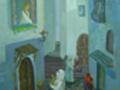 Ольга Фирсова. 15 лет. Ленинск-Кузнецкий, ДХШ №4, пр. С.И. Шевелева.