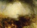 «Тень и мрак. Вечер перед Потопом». 1799. х.м.