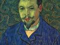 «Портрет доктора Рея», 1889 г., х.м.