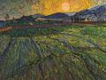 «Закат», 1899 г. , х.м.