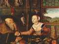 Лукас Кранах. Расплата. 1532. Х., м.