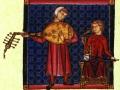 Cantigas musicians